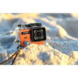 Câmera Filmadora Digital Full Hd Go Mergulho Pro Sporte 4k