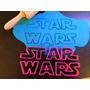 Cortador Star Wars + 5 Pçs Letras Gregas + 1 De Brinde