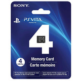 Memory Card 4 Gb Ps Vita - Prophone