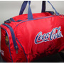 Bolsa Coca Cola Viagem Mala De Mão Grande Original 1magnus
