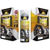 Tinta Spray Para Roda Grafite Emborrachada Dip Plasti 500ml