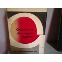 Livro Gramática Da Língua Inglesa Oswaldo Serpa