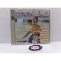 Cd Toque De Amor Nativa Cyndi Lauper Cliff Músicas Originais