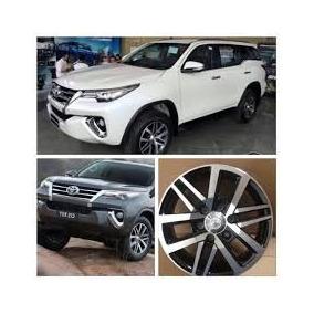 Rodas Hilux 22 2017 + Pneus 265/40/22 Novos Sw4 Ranger Top