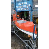 Ideal Portaequipaje! Canobote + Motor 2,6hp + 2 Chalecos