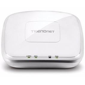 Access Point Trendnet Ac1200 Dual Band Poe Tew-821dap