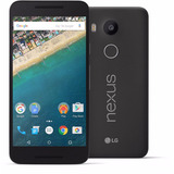 Lg Nexus 5x H791 Tela 5.2 32gb 2gb Ram 12mpx 4g Brasil