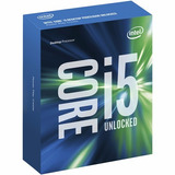 Procesador Intel Core I5-6600k 3.5 Ghz Quad-core