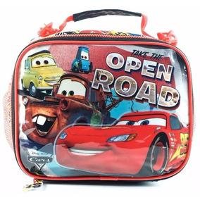 Cars Lunchera Termica Escolar Open Road 81155 Nenes Educando