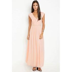 Vestido Largo Importado Forever21