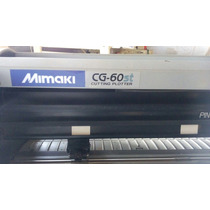 Ploter De Corte Mimaki Cg-60st