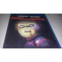 Chucky El Muñeco Diabolico En Bluray Nueva Y Sellada