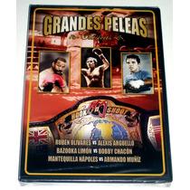 Grandes Peleas Clasicas, Ruben Puas Olivares Vs Alexis Arg