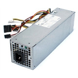 Fuente Dell Optiplex 790 980 , 990 Sff 240w