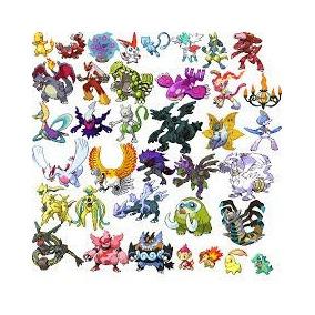 Pokémon Competitivo/shiny X/y, Oras, Sun/moon (5/6 Ivs)