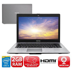 Notebook Positivo Premium Xri7120. Core I3, Novo.