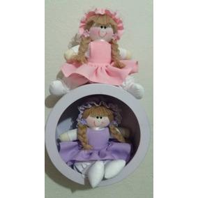 Bonecas De Pano,decoração,festas,aniversários,chá De Bebê