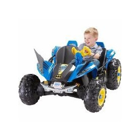 Carro Electrico Power Wheels Arenero Batman