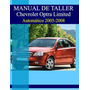 Manual De Taller Chevrolet Optra Limited Automático