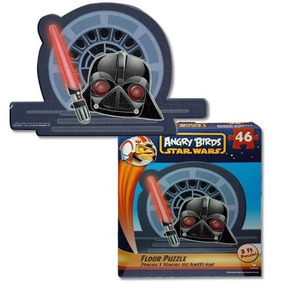 Angry Birds Star Wars 46 Piso Rompecabezas (puzzle 3 Pies).