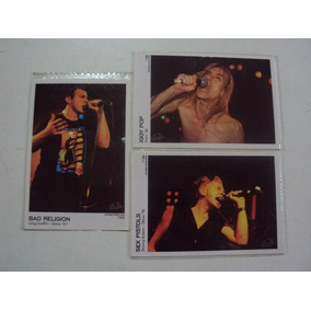 Set De Fotos Del Punk Rock (3 Ejs)