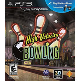 Ps3 Bowling High Velocity Move 3d Canjes Local Banfield
