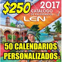 50 Calendarios Personalizados Publicitarios