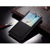 Case Flip Cover View Celular Galaxy A5 A500 + Pelicula Vidro