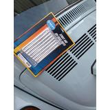 Rejillas De Aluminio Tapa De Motor Para Vocho Empi 4pz