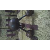 Masajeadores De Madera. Trabajos Y Figuras Tornos De Madera