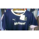 Camiseta Independiente Puma Motomel Powerade