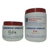 Adhesivo Cola Vinílica Para Encuadernación N°514 X 1 Kg.