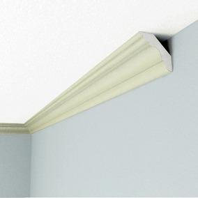 Moldura Isomold Telgopor C1 Para Interior /techo/pared/ 4 Ml