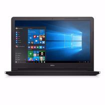 Notebook Dell Inspiron 3552 Pentium 4gb 500gb W10 En Cuotas!