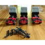 3 Miniaturas Cavalo Mecanico Mam