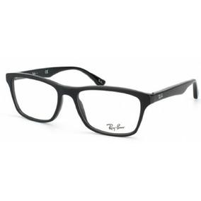 b2f9f05d9d75b Gafas Ray Ban Rx5279 Anteojos Brillante Negro, 53 Mm