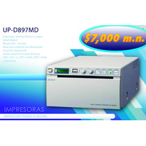 Impresora Termica Digital Sony Upd 897 Md Ultrasonido