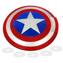 Juguete Marvel Capitán América Disco Escudo De Lanzamiento