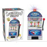 Jogo Casino Slot Jumbo E Cofre Com Som E Luz