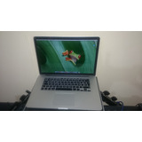 Macbook Pro Retina 15 2.2 Corei7 256gb 16gb