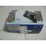 Camara Digital Samsung Es 90 Usada14.4 Mp 5x