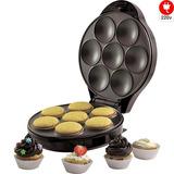 Máquina De Fazer Cupcake Britânia Maker Antiaderente 220v