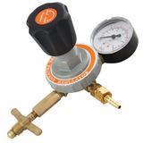 Valvula Reguladora Metal Gas Glp 45 Kg