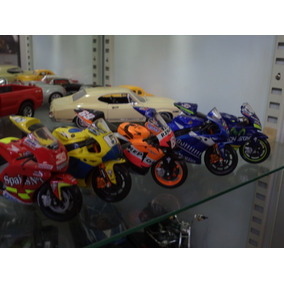 Miniaturas Motos Gp Escala 1/18