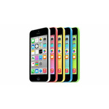 Celular Libre Iphone 5c Lte 16gb 4 8mp Factura Obsequio