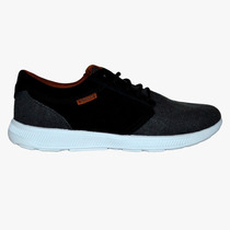 Zapatillas Supra Hammer Run Black Brown - Sp061162