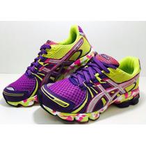 Tênis Asics Gel Noosa Tri 8- Feminino Corrida E Caminhada