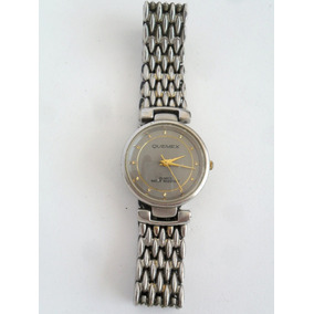 Relógio De Pulso Feminino Quemex Quartz Japan Antigo Coleção