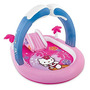 Juguete Intex Hello Kitty Inflable Center, 83 Play \x 64\ X