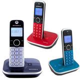 Telefono Inalambrico Motorola Gate4800 Altavoz Agenda Id
